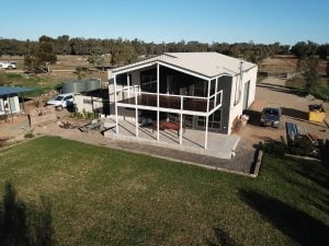 Exterior New Home Condobolin