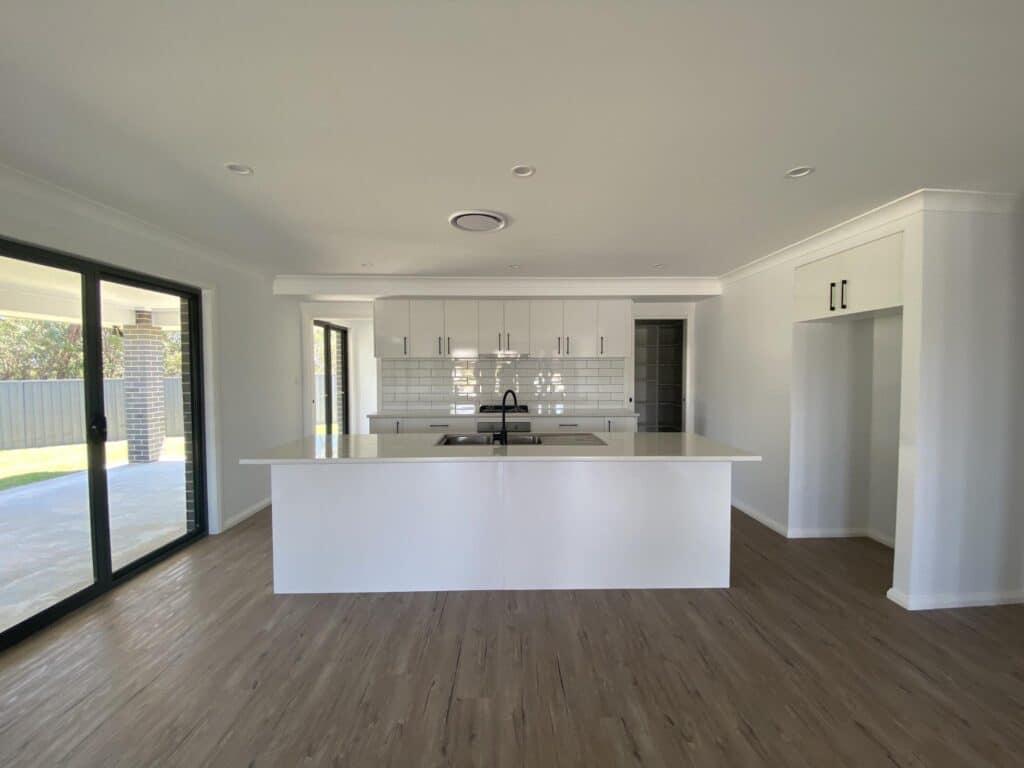 Modern Brick Home »
