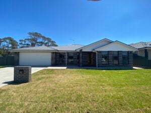New Home in West Wyalong by Outback Builders